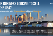 Selling into the USA - From Ireland