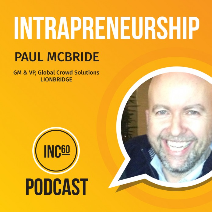 Intrapreneurship Business Podcast