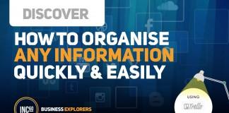 Organising Information Tools